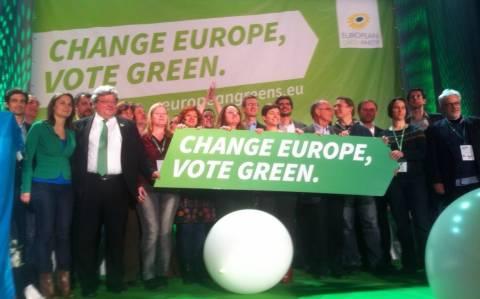 Ελάφρυνση του χρέους ζητεί και η νεολαία των Ευρωπαίων Πράσινων