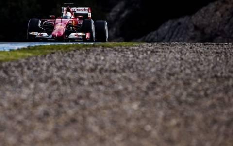 F1 Χειμερινές δοκιμές Χερέθ 2η Ημέρα: Ο Vettel στην κορυφή, η McLaren με προβλήμα