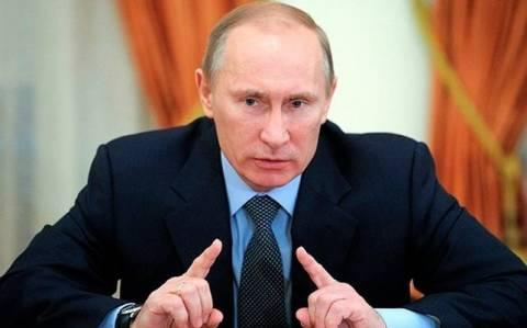 Πούτιν: Απευθύνει έκκληση για άμεση κατάπαυση του πυρός στην ανατολική Ουκρανία