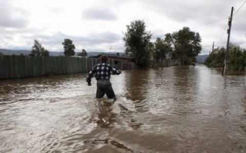 Αλεξανδρούπολη: Δύσκολη η νύχτα λόγω κινδύνου νέων πλημμυρών
