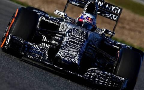 F1: Η αλήθεια πίσω από το χρώμα δοκιμών της Red Bull