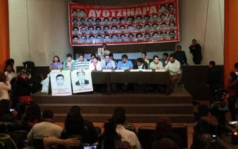 Στον ΟΗΕ προσέφυγαν οι γονείς των 43 μεξικανών φοιτητών ζητώντας δικαιοσύνη