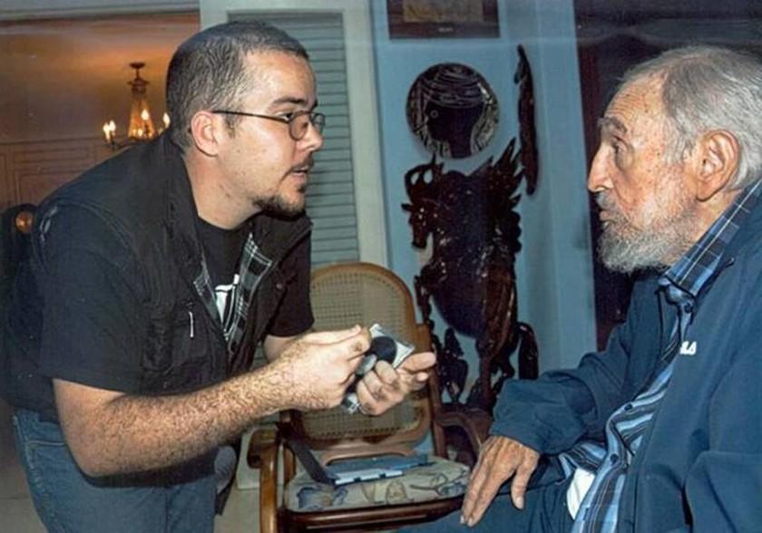 Κούβα: Φωτογραφίες του Φ. Κάστρο στη δημοσιότητα μετά από 6 μήνες (photos)
