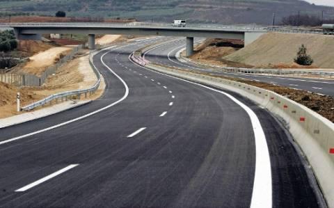 Αποκαταστάθηκε η κυκλοφορία στην Εγνατία Οδό στο ύψος της Κοζάνης