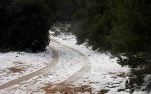 Κλειστά τα σχολεία σε Μέτσοβο και Ζαγόρι λόγω χιονιού