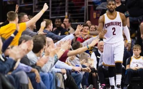 NBA: Κορυφαίοι της εβδομάδας Έρβινγκ και Ράντολφ