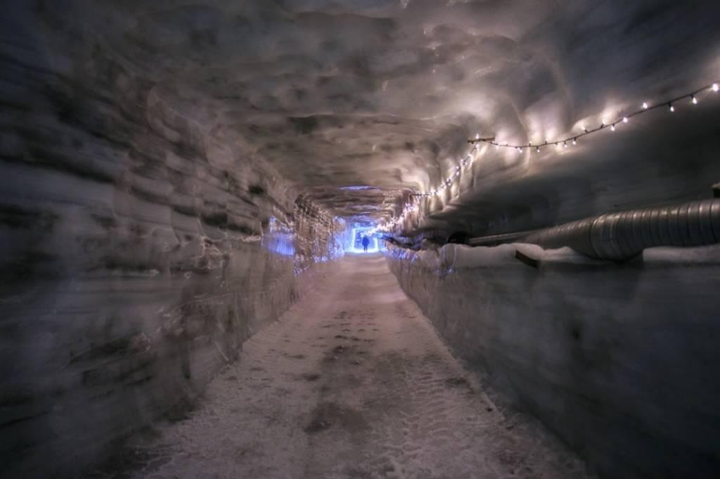 Ένα τούνελ θα μας οδηγεί πίσω… στην εποχή των παγετώνων! (photos)