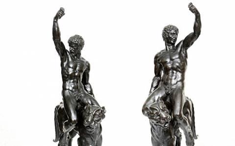 Έργα του Μιχαήλ Άγγελου δύο ορειχάλκινα αγάλματα; (video)