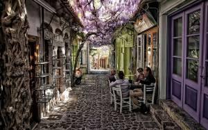 Είναι το ομορφότερο σοκάκι στον κόσμο και βρίσκεται στην Ελλάδα! (pics)