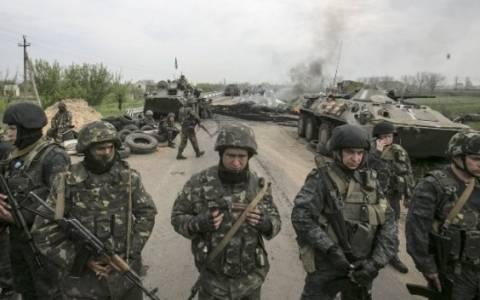 Ουκρανία: Πέντε στρατιώτες σκοτώθηκαν σε μάχες στα ανατολικά