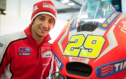 MotoGP: Νέο ξεκίνημα για τον Iannone και την Ducati