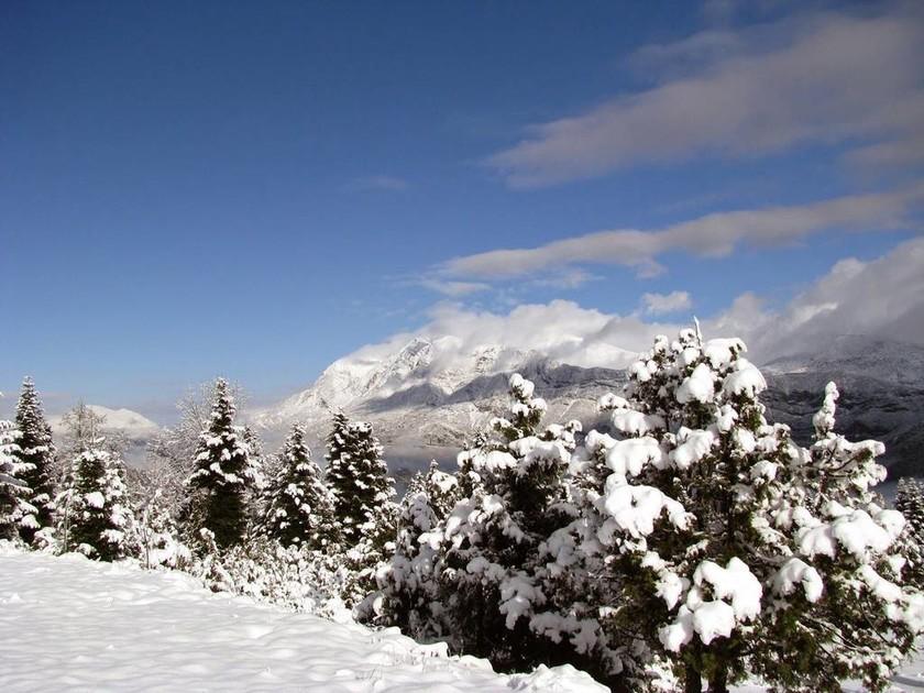 Κάντε ένα «ταξίδι» στο χιονισμένο νομό Ιωαννίνων (pics)