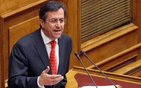 Νικολόπουλος: «Η νέα κυβέρνηση δίνει μάθημα αξιοπρέπειας»