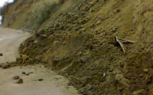 Κακοκαιρία: Μπλακάουτ και κατολισθήσεις στην ορεινή Ηλεία