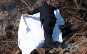 Πτώμα αγνώστου άνδρα βρέθηκε σε χωράφι στο δήμο Ν. Ζίχνης