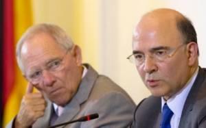 Σόιμπλε σε Μοσκοβισί: Μην δεσμεύεστε για τίποτα στην Ελλάδα
