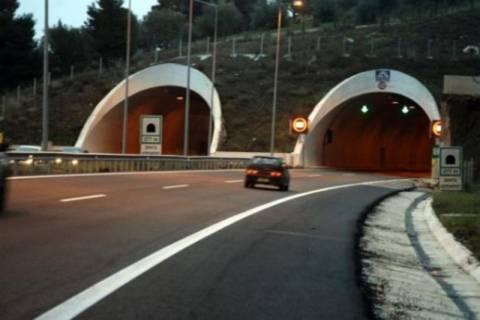 Κλειστή η σήραγγα της Κατερίνης προς Θεσσαλονίκη