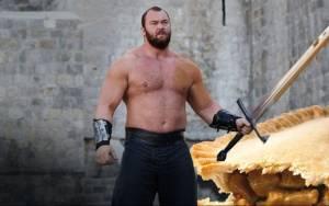 «Το βουνό» του Game of Thrones σηκώνει 635 κιλά (video)