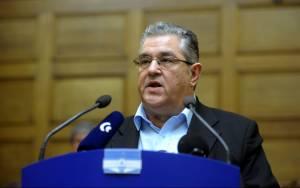 Δ. Κουτσούμπας: Επίθεση στην κυβέρνηση ΣΥΡΙΖΑ