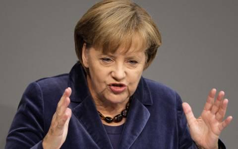 Δεν βλέπει διαφωνίες των Ευρωπαίων για την Ελλάδα η Μέρκελ