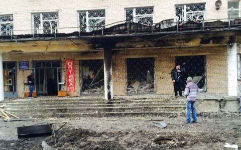 «Από 4 έως 10 οι νεκροί στο Ντονέτσκ»