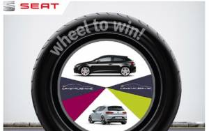 Seat: Το Wheel to Win επιστρέφει