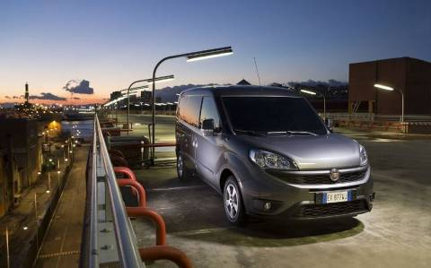 Fiat : Doblο Cargo ο καλύτερος συνεργάτης (Photos)