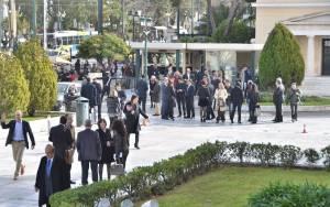 Το Newsbomb.gr στην ορκωμοσία της νέας Βουλής (photos)