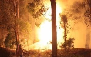 Αυστραλία: Φωτιά απειλεί κατοικημένη περιοχή (video)