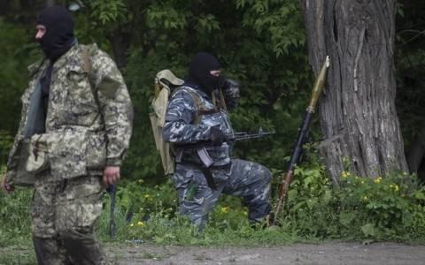 Ουκρανία: Πέντε στρατιώτες νεκροί το τελευταίο 24ωρο