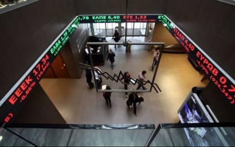 Ψύχραιμη πτώση στο Χρηματιστήριο- στα ύψη τα ομόλογα