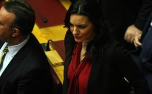 Κεφαλογιάννη: Να αρθεί η Βουλή στο ύψος των περιστάσεων