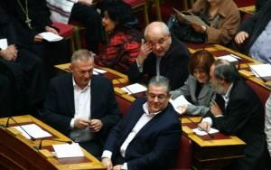 H ορκωμοσία της νέας Βουλής σε φωτογραφίες (photos)