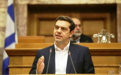 Απάντηση Τσίπρα σε Σόιμπλε: Η λιτότητα δεν είναι ιδρυτικός κανόνας της Ε.Ε.