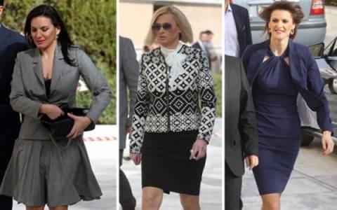 Ποιες ήταν οι πιο κομψές κυρίες στην ορκωμοσία της νέας Βουλής;