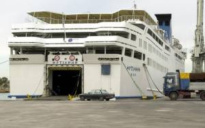 Μηχανική βλάβη στο πλοίο «Μυτιλήνη» κοντά στην Ικαρία