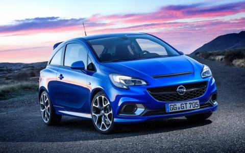 Opel: Νέο Corsa OPC Αθλητής πέμπτης γενιάς