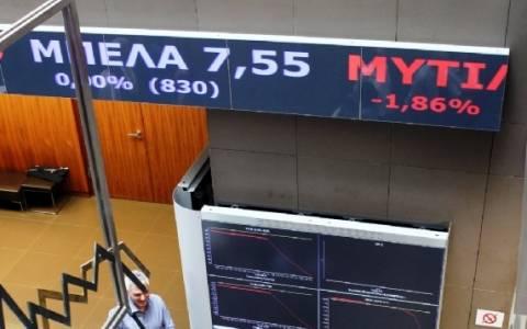 Βαρουφάκης- Σόιμπλε μείωσαν τις απώλειες στο Χρηματιστήριο