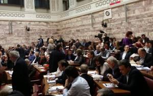 Αυτούς θα προτείνει ο ΣΥΡΙΖΑ για το προεδρείο της Βουλής