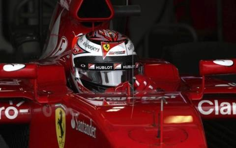 F1 Χειμερινές δοκιμές Χερέθ 4η Ημέρα: Ferrari από την αρχή ως το τέλος (photos)
