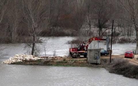 Προσπάθειες να αποτραπούν τα πλημμυρικά φαινόμενα σε Σουφλί και Λαγυνά