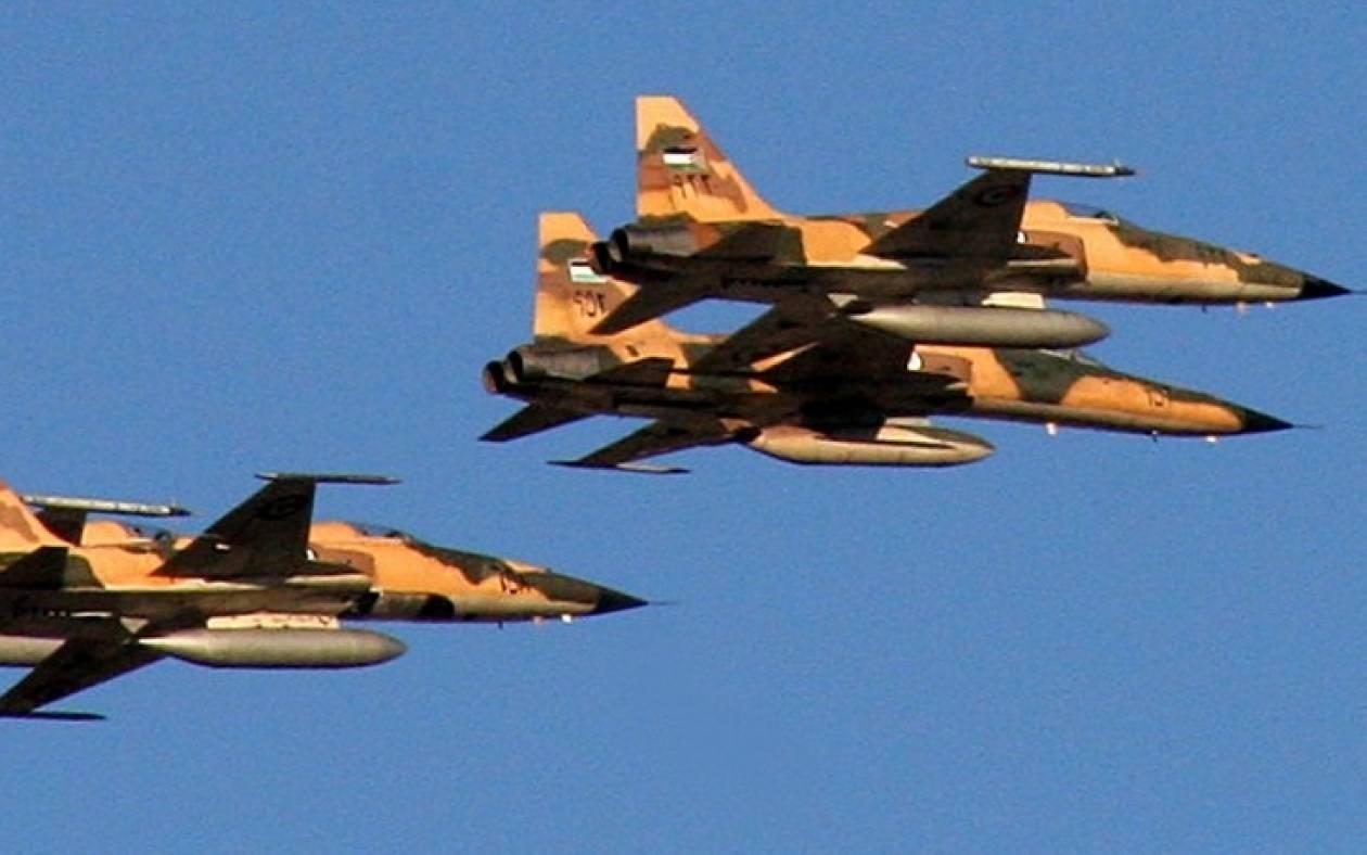 Ιορδανία: Αεροπορικές επιδρομές κατά θέσεων του Ισλαμικού Κράτους