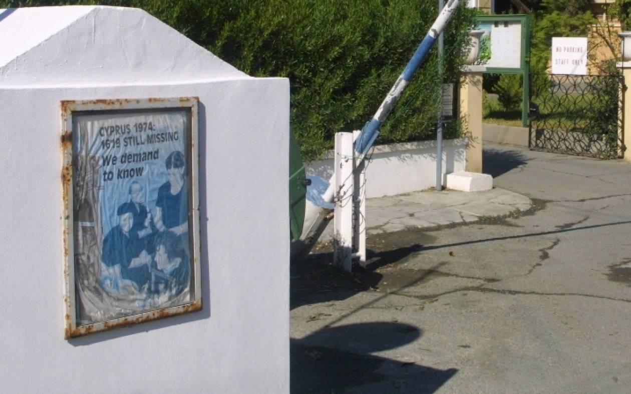 Οι Τουρκοκύπριοι προτρέπουν την αναστολή των γεωτρήσεων φυσικού αερίου