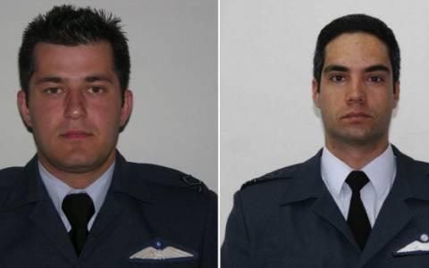 Την πρόσληψη των συζύγων των δύο νεκρών πιλότων στην Ισπανία αποφάσισε το ΓΕΑ