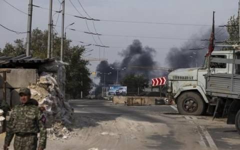 Ουκρανία: Σε ισχύ η εκεχειρία στο Ντεμπαλτσέβε