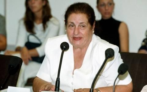 «Έφυγε» από τη ζωή η πρώην βουλευτής του ΠΑΣΟΚ Μαρία Κυπριωτάκη