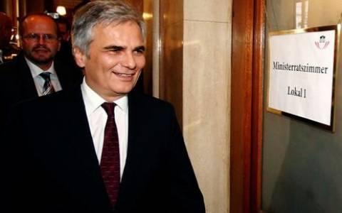 Συνάντηση Τσίπρα - Φάιμαν πριν τη Σύνοδο Κορυφής της ΕΕ