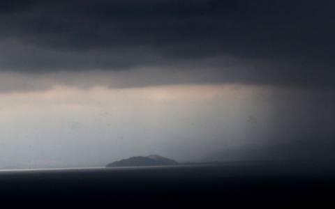 Ισχυρή καταιγίδα στην Αττική (photos)