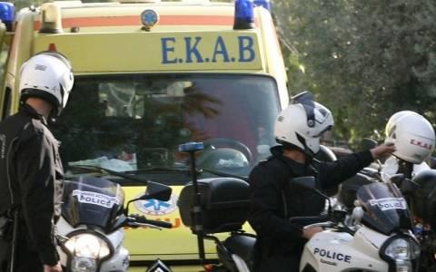 Καραμπόλα πέντε αυτοκινήτων στην Εγνατία οδό (photos)