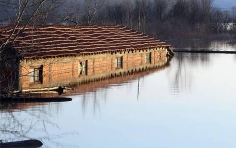 Ανεβαίνει συνεχώς η στάθμη του ποταμού Έβρου